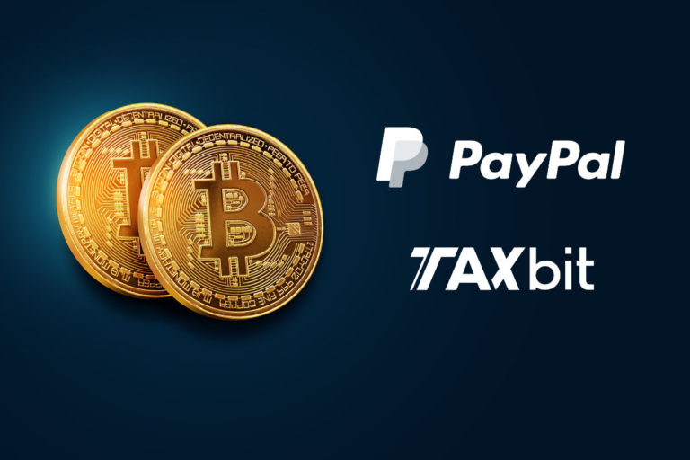 PayPal Invests in Cryptocurrency Tax Software Company TaxBit