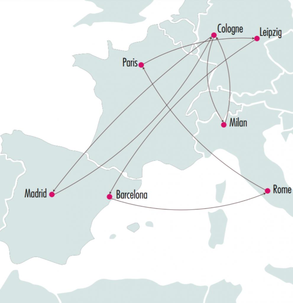 Amazon Air Network EU January 2021