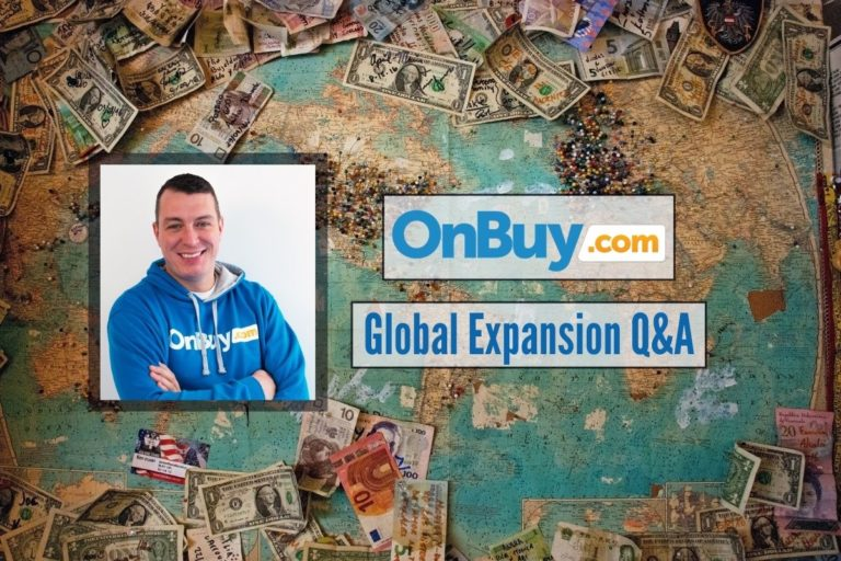 Q&A With Cas Paton From OnBuy – Fastest Growing Marketplace Goes Global