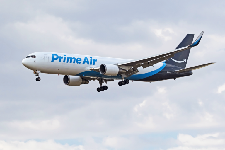 A Study Shows How Amazon Air is 'Quietly' Expanding The Company's Logistics Network to Rival UPS and FedEx