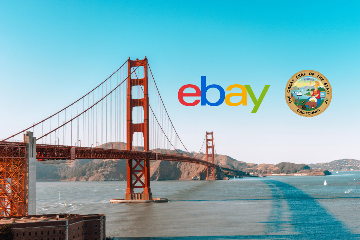 eBay and the State of California Up & Running program