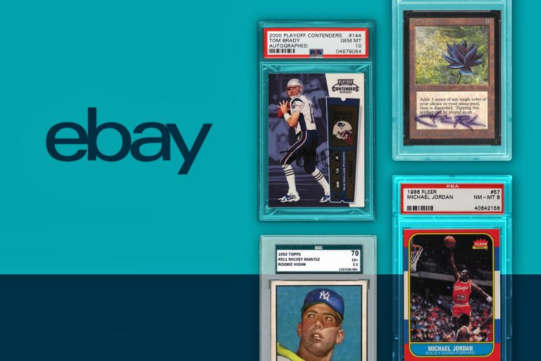 eBay Trading Cards Sales Surge 142 Percent – Continued Growth Expects in 2021