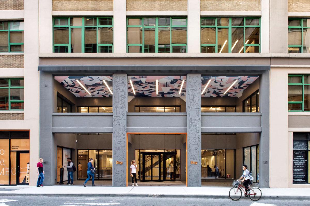 Etsy Offices Brooklyn, NY