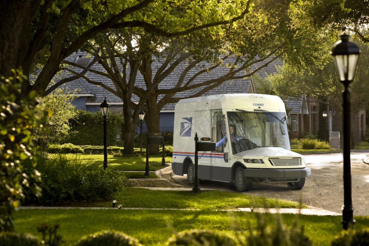 U.S. Postal Service Next Generation Delivery Vehicle