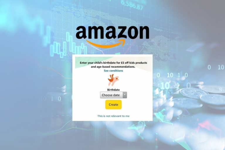Amazon Blatantly Offering Cash For Data