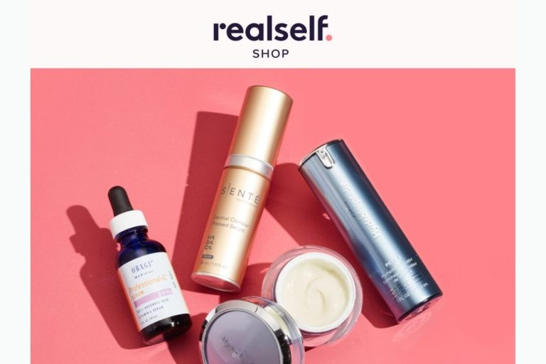 RealSelf Launches RealSelf Shop, a New Online Marketplace For Expertly-Curated and Recommended Skin Care
