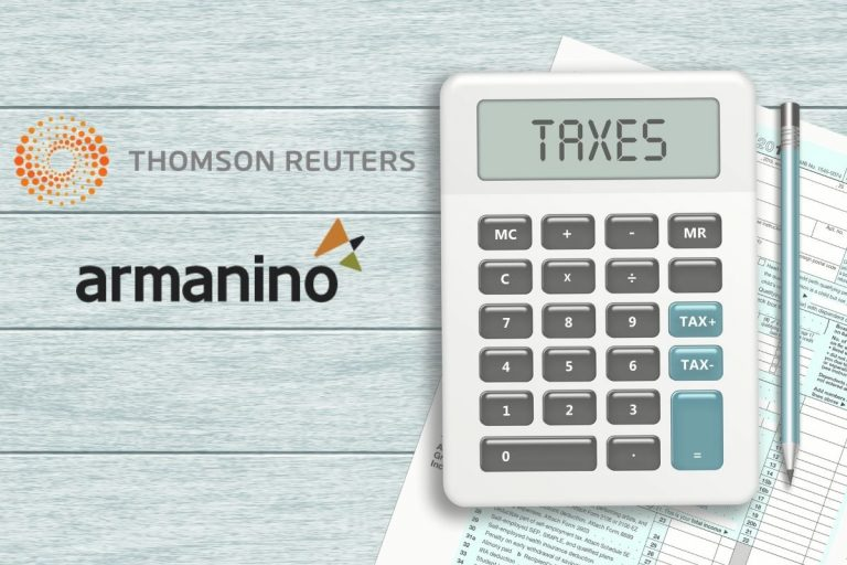 Thomson Reuters Partners With Armanino LLP to Help More SMB's Manage Complicated Tax and Compliance Requirements