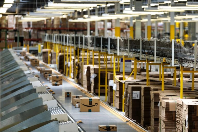 Amazon Plans to Open First Fulfillment Center in Amarillo, TX