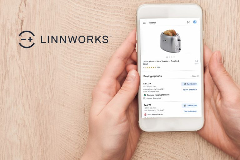 Linnworks Integrates With Buy on Google