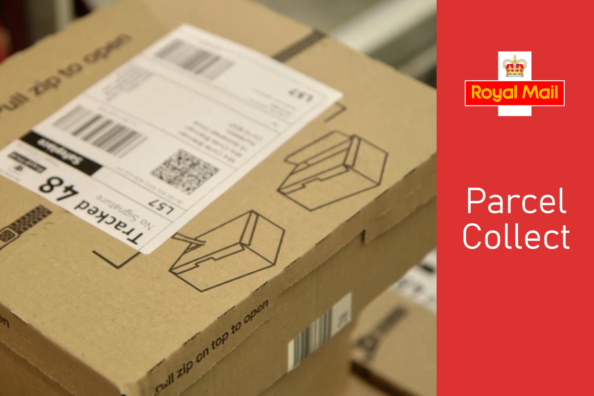 Royal Mail Parcel Collect