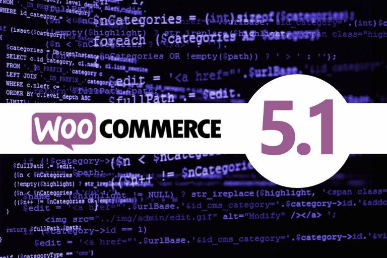 WooCommerce Releases Version 5.1 of The Popular Open-Source Online Commerce Platform