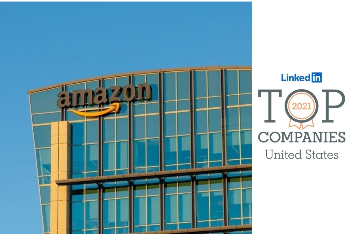 Amazon No. 1 Company