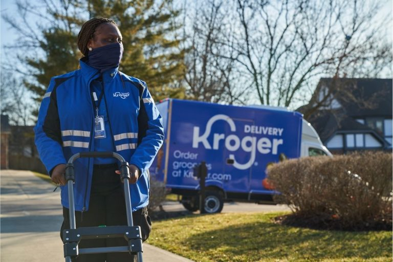 Kroger Delivery Introduces America's First Customer Fulfillment Center