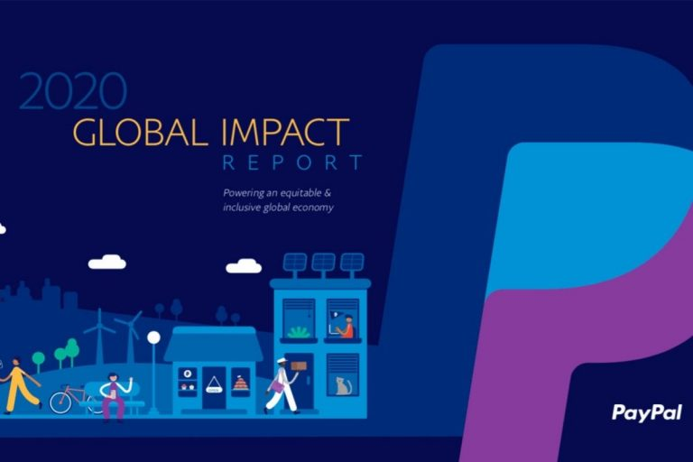 PayPal Releases 2020 Global Impact Report