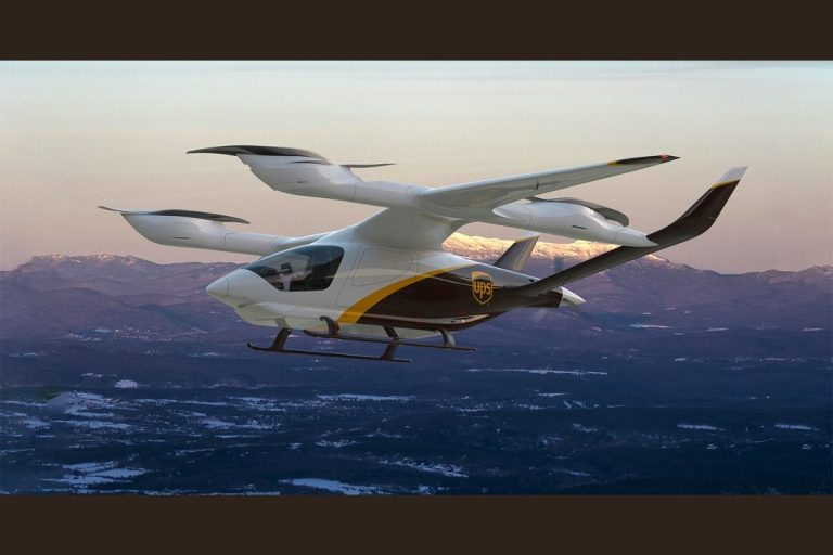 UPS Flight Forward Adds Innovative New Aircraft – New Capabilities & Network Sustainability