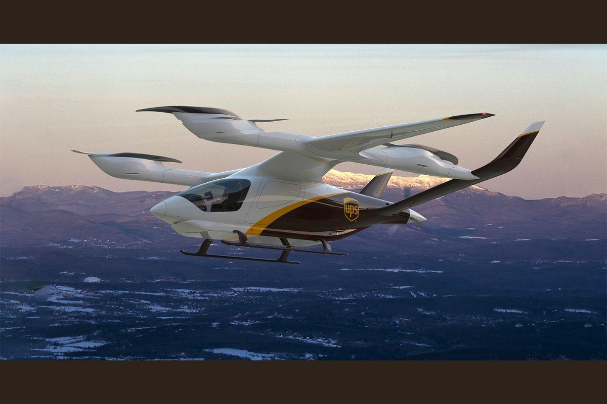 UPS Flight Forward BETA