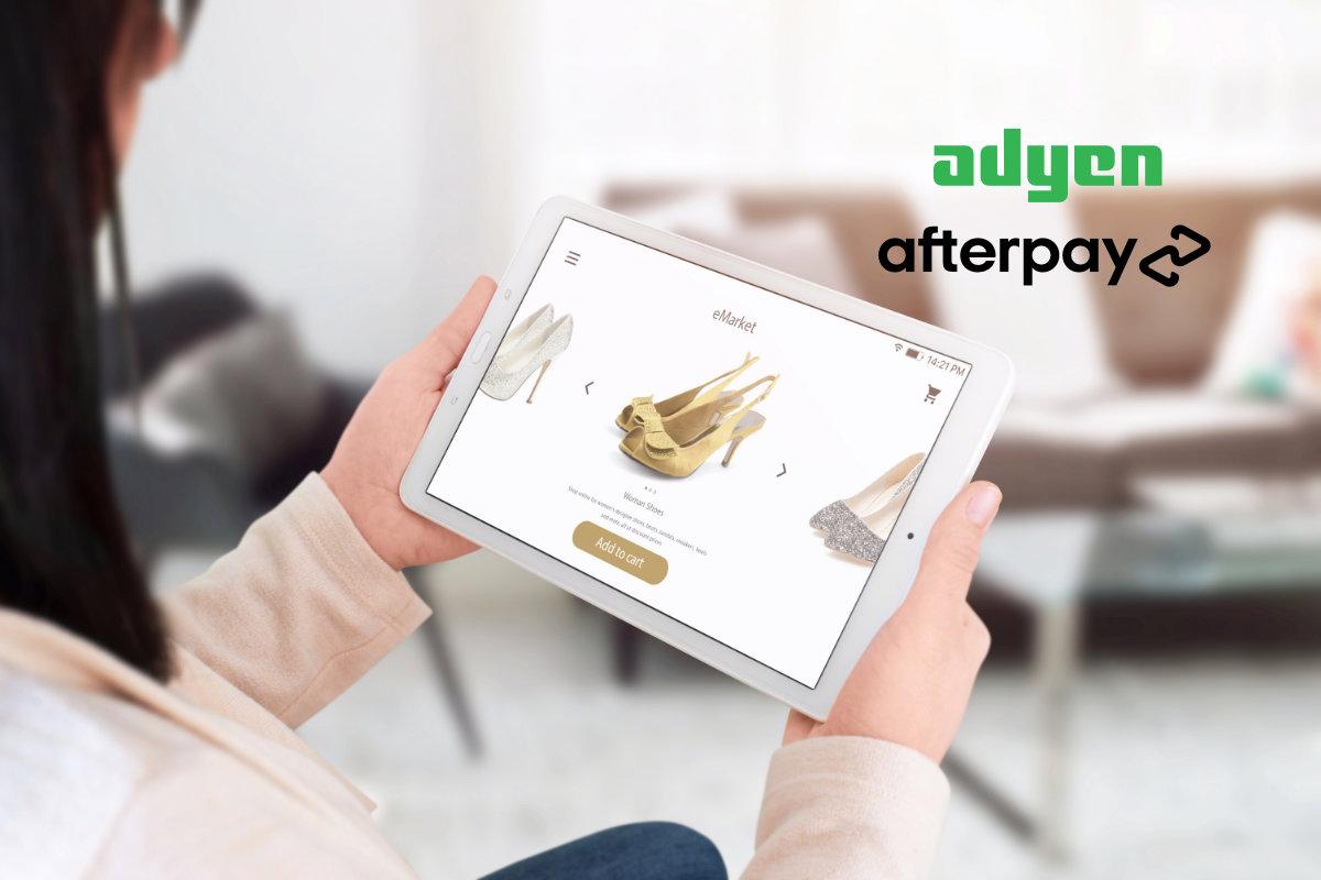 Afterpay Adyen eCommerce Payments Platforms