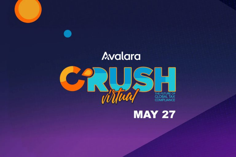 Avalara Announces Keynote Details and Speakers for Avalara CRUSH 2021