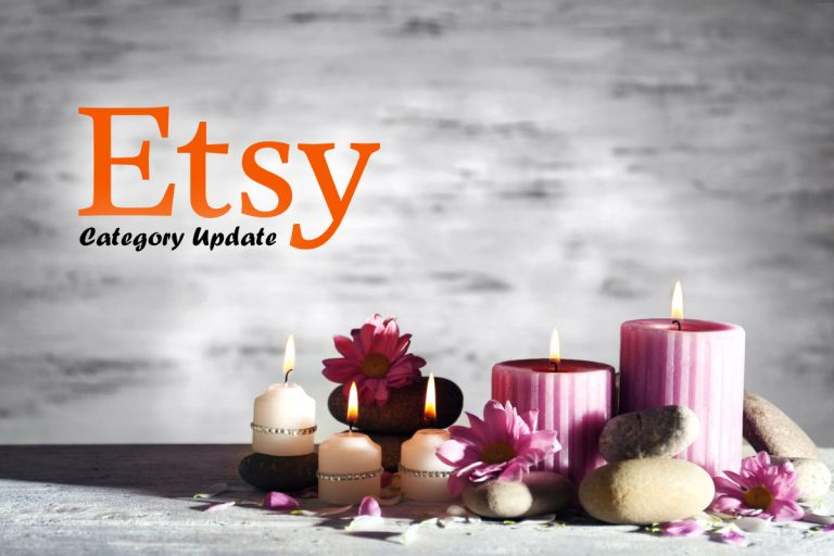 Etsy April 2021 Categories and Item Attributes Update