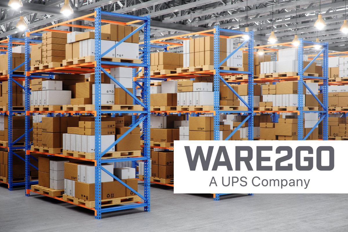Ware2Go UPS 3PL Fulfillment
