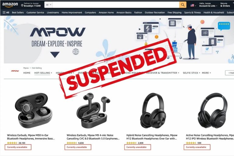 Amazon Suspends Well Known Brands For Involvement In Fake Review Schemes