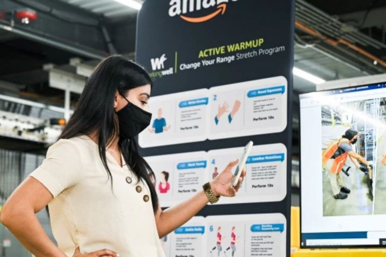 Amazon Launches WorkingWell – Employee Health and Safety Program Across U.S. Operations