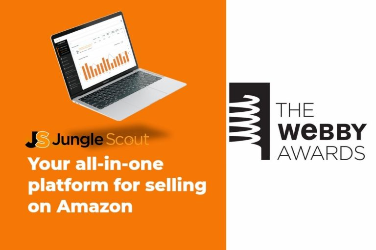 Jungle Scout Wins 2021 Webby Award for Best eCommerce Apps and Software