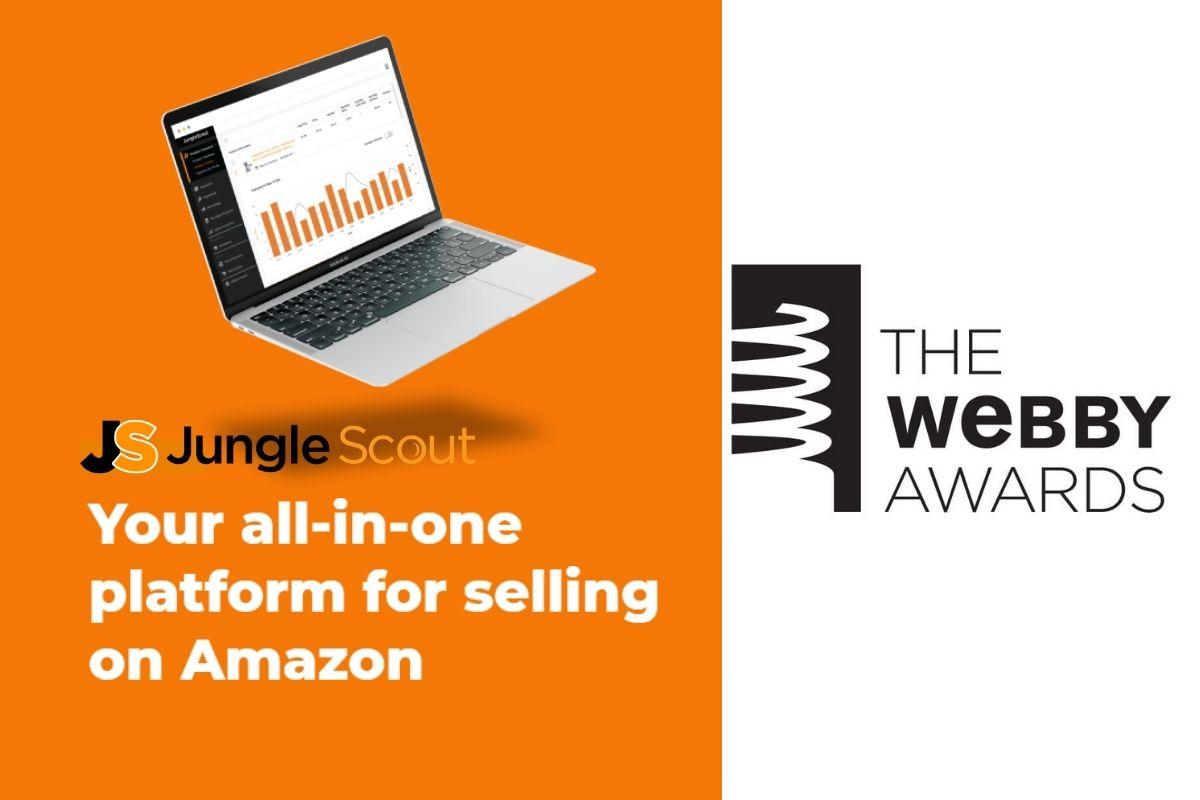 Jungle Scout Webby Award Winner