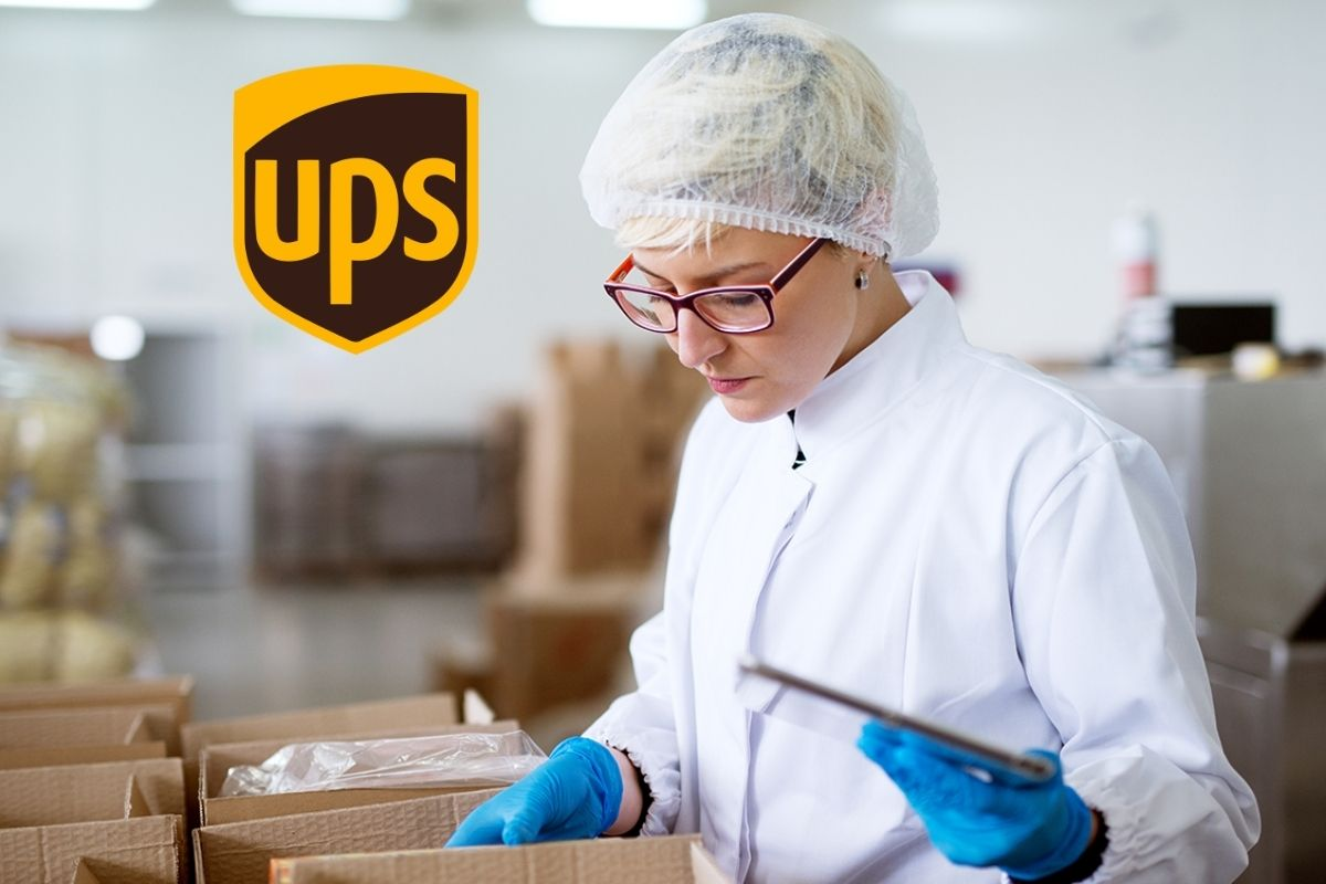 UPS Cold Chain Capabilities