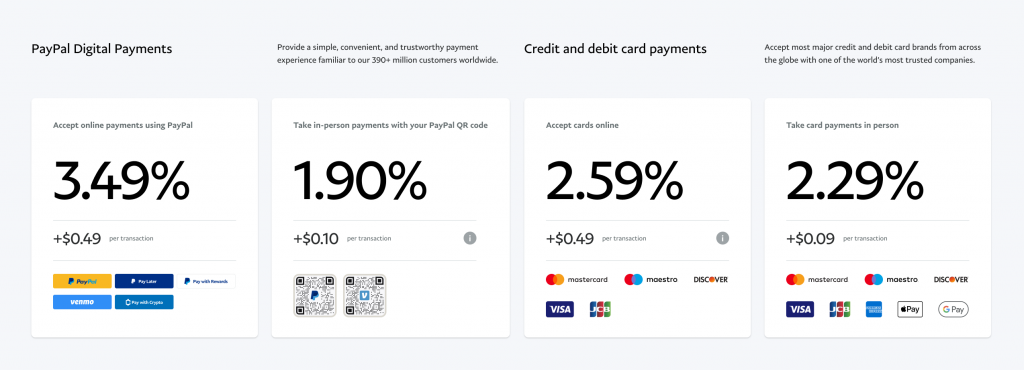 PayPal Digital Payments