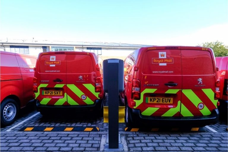Royal Mail Charges Up Their Fleet With 10X Increase In Electric Vehicles