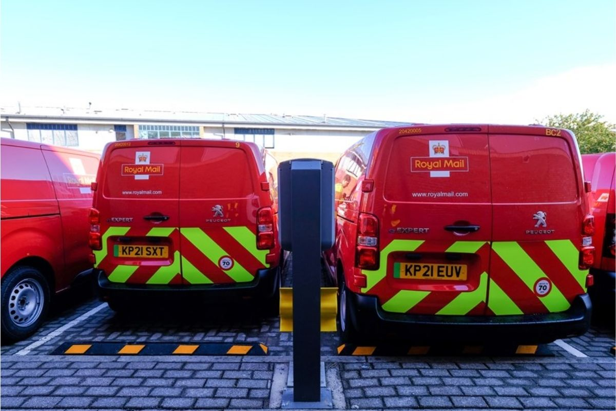 Royal Mail Electric Vehicles