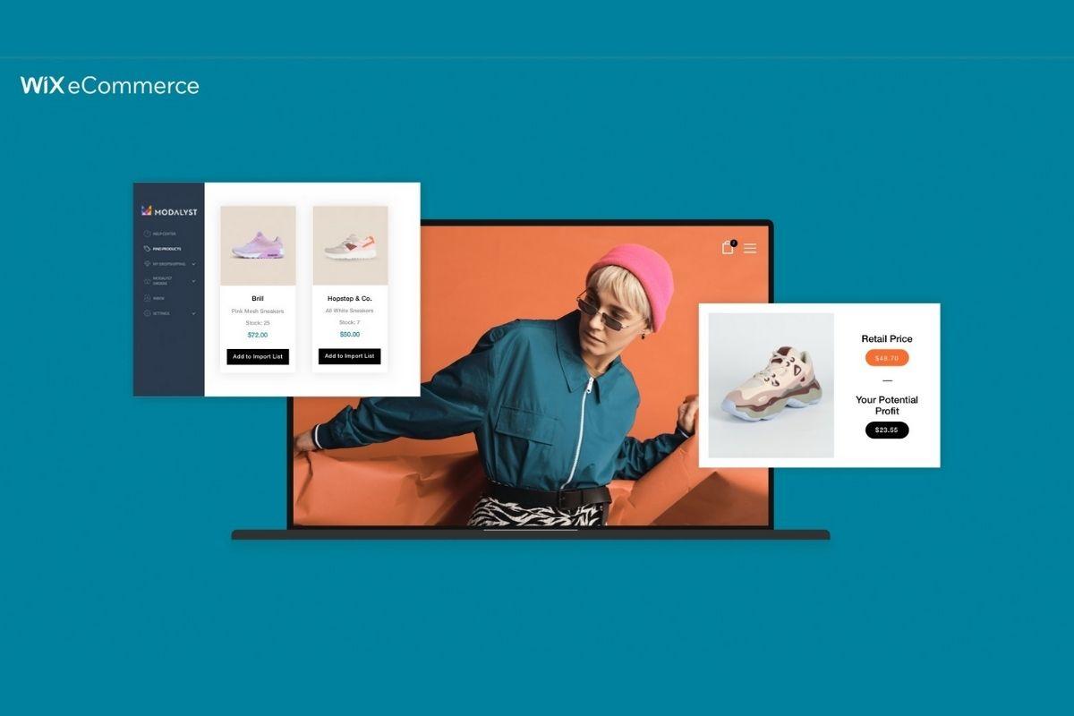 Wix eCommerce Marketplace