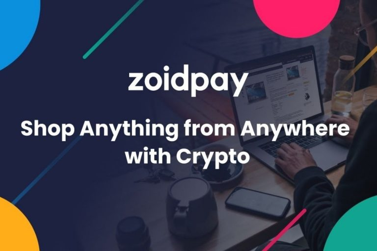 ZoidPay Brings Crypto Shopping to Amazon, Walmart, eBay, and More
