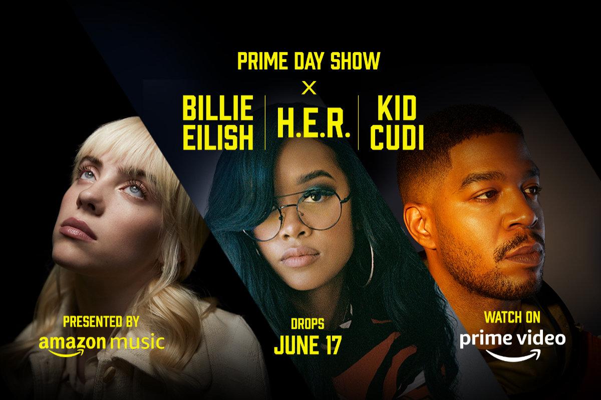 Amazon Prime Day 2021 Entertainment Show