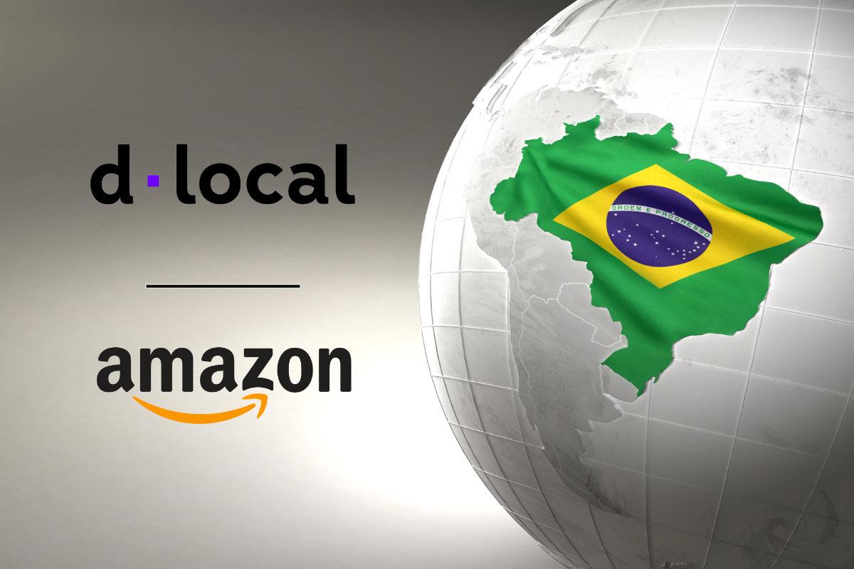 dLocal Amazon partnership in Brazil