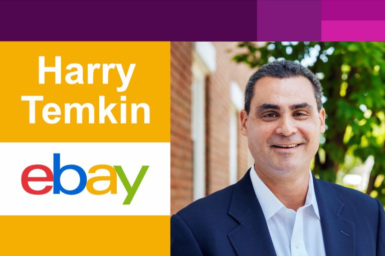 Q&A With Harry Temkin From eBay on Seller Experiences & Post-Covid Opportunities