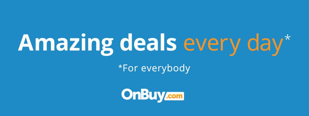 OnBuy Amazing Deals Campaign