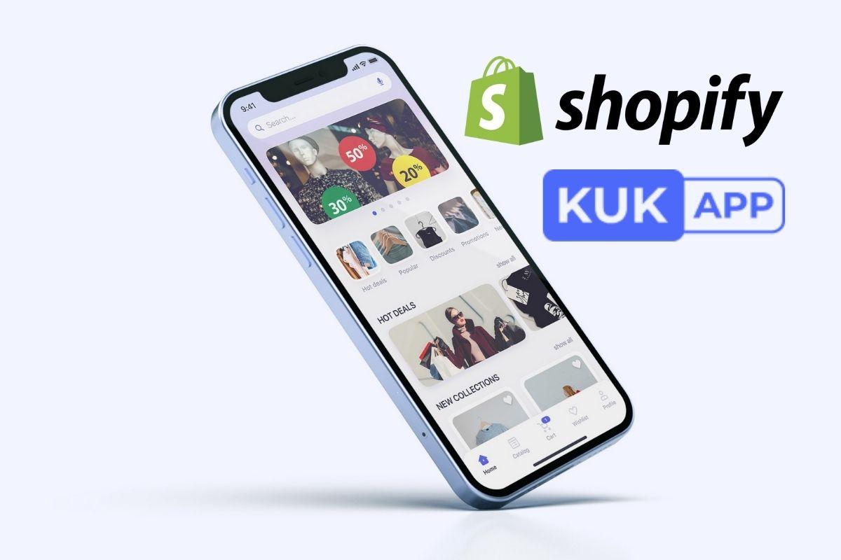KUKapp Shopify