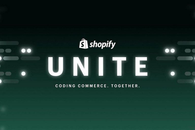 Shopify Unite 2021 – Major Platform Investments Giving Entrepreneurs Limitless Creative Power
