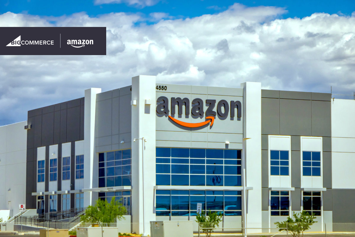BigCommerce partners with Amazon for fulfillment solution