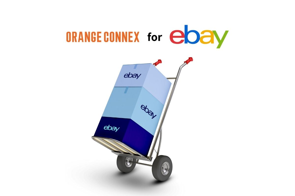 eBay fulfillment with Orange Connex