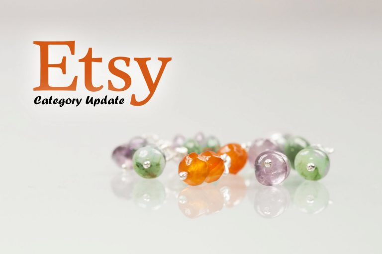 Etsy Releases July 2021 Categories and Item Attributes Update