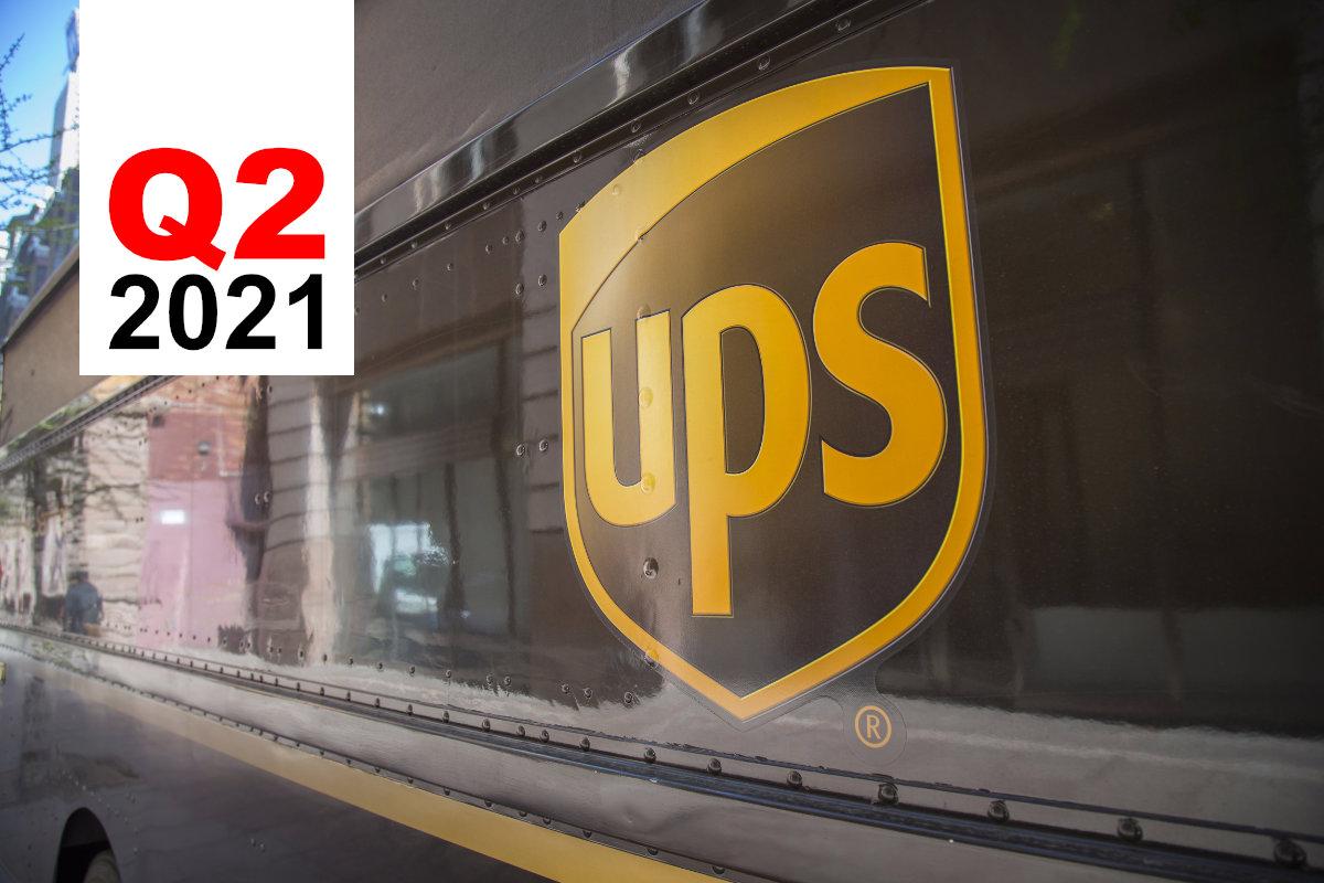 UPS Earnings Call Q2 2021 Highlights