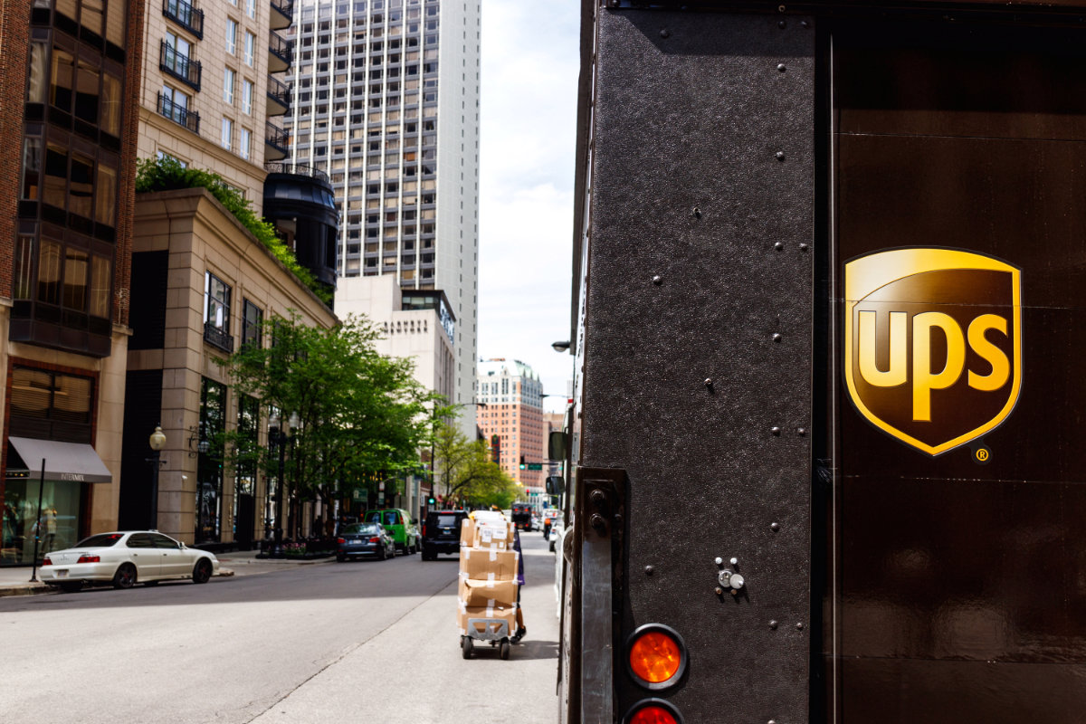 UPS Same Day Delivery is Under Consideration