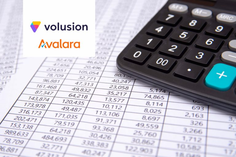 Volusion Partners with Avalara to Offer Easier Sales Tax Compliance Online Merchants