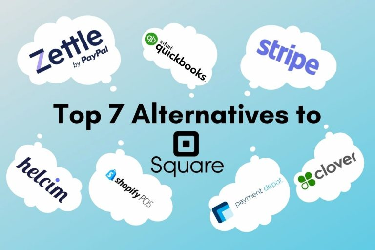 The 7 Best Square Alternatives For eCommerce Businesses
