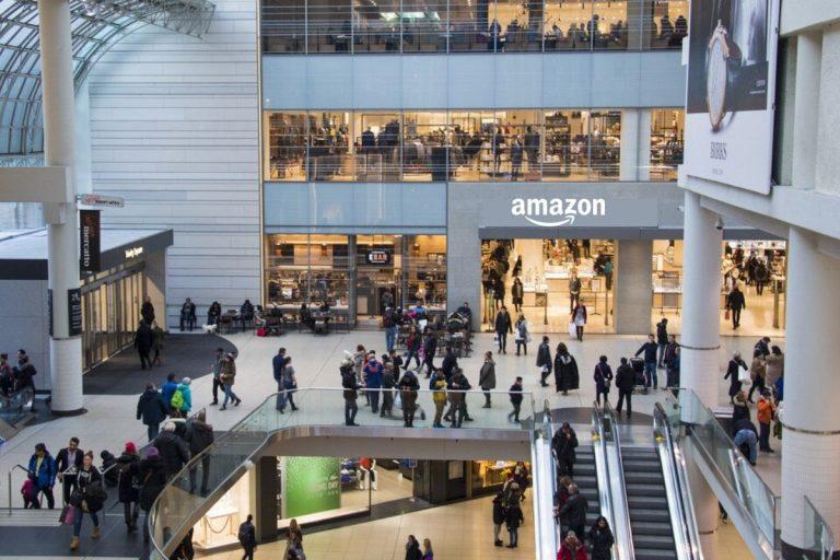 Huge Amazon Department Stores Coming Soon?