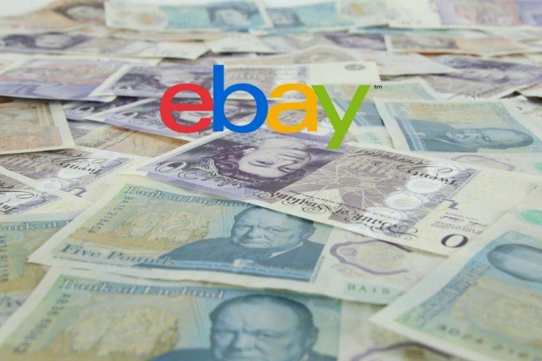Over £25 Million Unlocked For Capital for eBay Business Sellers in the UK