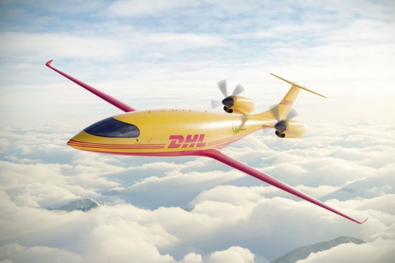 DHL Express Leads The Way With Order of 1st Ever All-Electric Cargo Planes
